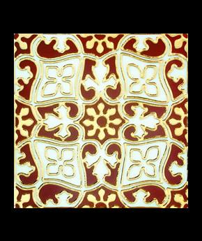 Gạch Trang Trí nhủ vàng, bạc 3063 30x30