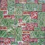 (30x30)Gạch Mosaic Gốm 1036