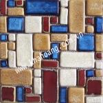 (30x30)Gạch Mosaic Gốm 1045