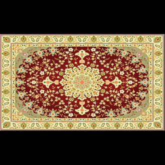 Gạch Thảm J117-1 150x210