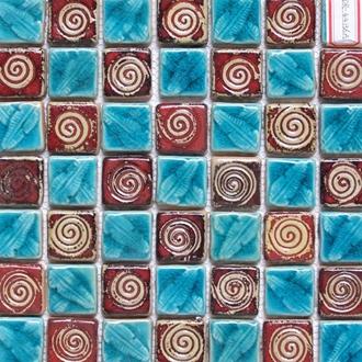 Gạch Mosaic Gốm DR - 44136A 30x30