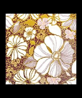 Gạch Trang Trí nhủ vàng, bạc 31185 30x30