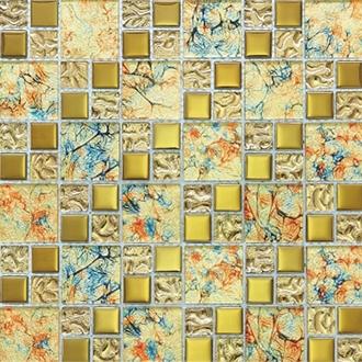 Gạch Mosaic Kiểng LY-050 30x30