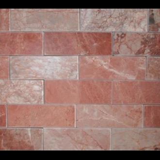 Đá Trang Trí D37-38 Mài bóng hồng phấn 7.5x20