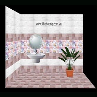 Gạch Ấn Độ VENICE 2220 HỒNG
