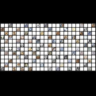 Gạch Trang Trí (30X60)Multi Decor 1016