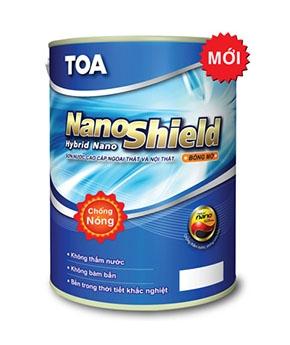 Sơn nước TOA NanoShield